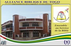 Bâtiment ABT à Lomé